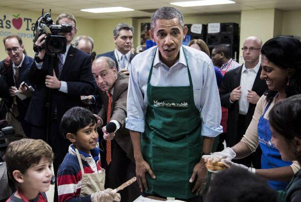 Esta organización se comprometió a seguir dando alimentos a niños y fami...