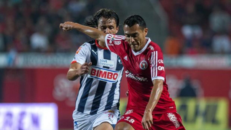 El venezolano fue suspendido dos juegos por la agresión.
