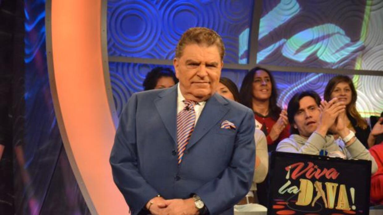 Don Francisco es juez de Viva la Diva