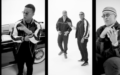 Daddy Yankee y Bad Bunny grabaron un nuevo video musical de su tema 'Vue...