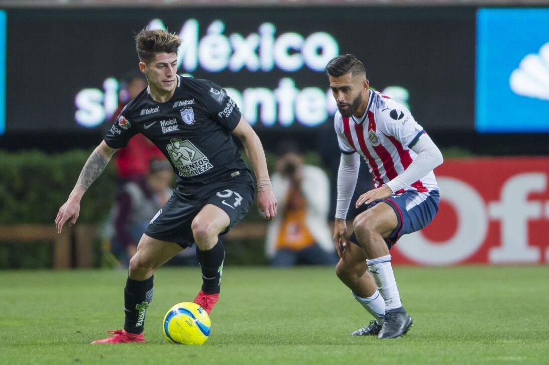 Jornada 8 - Chivas 1-1 Pachuca: Angelo Sagal tuvo el triunfo para los Tu...
