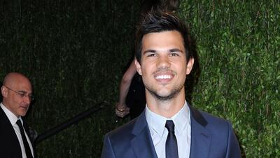¡Taylor Lautner está solterito!