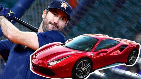 Los poderosos carros de las estrellas de la Serie Mundial 2017 y otros p...