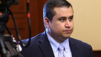 George Zimmerman.