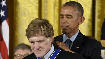 En fotos: las últimas medallas presidenciales de la libertad que entrega Barack Obama