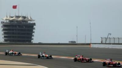 El Gran Premio de Baréin celebrará en el 2014 su décimo aniversario.