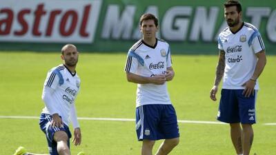 Tal y como se esperaría, las figuras argentinas comandarán a los jugador...