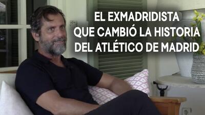 El exmadridista que cambió la historia del Atlético de Madrid: Quique Sánchez Flores