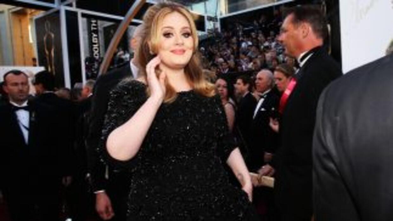 Adele ha tenido anteriormente problemas de la voz, situación que la ha l...