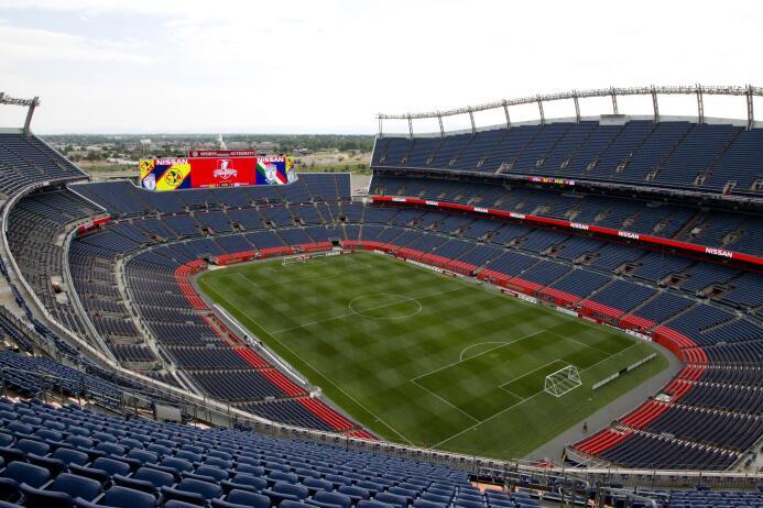 Estos son los estadios donde jugará México en Copa de Oro 2017 Mex Sport...