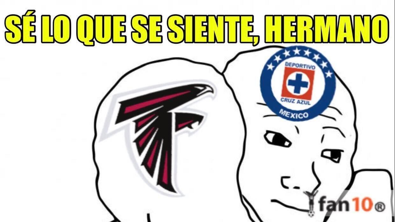 Atlanta Falcons dejó ir el campeonato en los últimos minut...