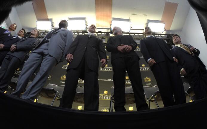 Entre los nuevos miembros del Salón de la Fama y los premiados durante e...