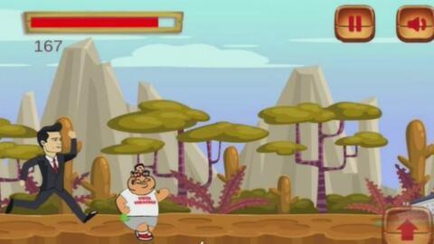 'Run Duarte, Run', el videojuego que simula una persecución al exgoberna...