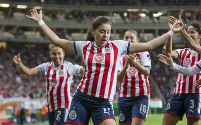 Gran final Liga MX femenil.