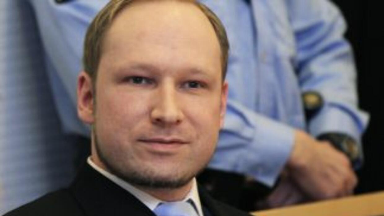 Anders Behring Breivik, el asesino de Noruega.