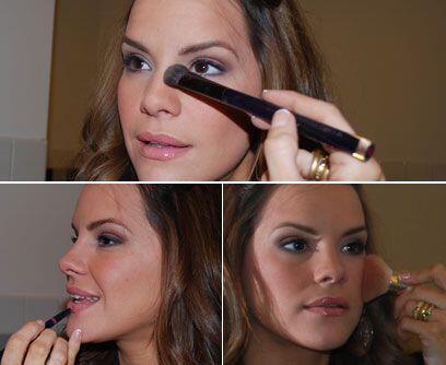 Estilizar y resaltarEl rubor también es importante para que tu rostro lu...
