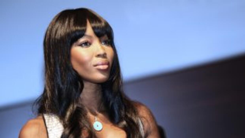 La ex supermodelo sigue implicada en el escándalo de los diamantes.