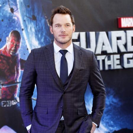 La apuesta la perdió Chris Pratt y fue disfrazado de Star Lord y su amig...