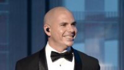 Pitbull también se unirá al talento que actuará esa noche para presentar...