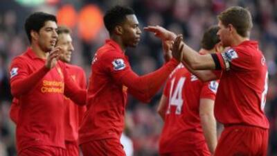 Los 'Reds' ya necesitaban una actuación como esta que les levante la mor...