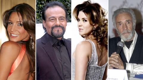 Actores de telenovela que lucharon contra el cáncer.
