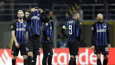 Inter de Milán es sancionado con dos partidos a puerta cerrada por actos de racismo