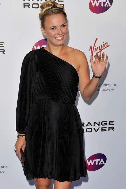 A Caroline Wozniacki se le ha cuestionado mucho por no haber logrado un...