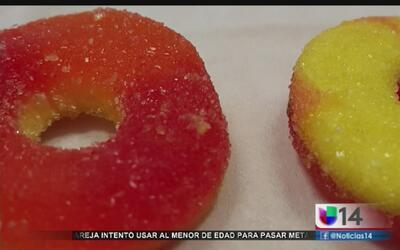 Intoxicación masiva en fiesta por dulces de marihuana