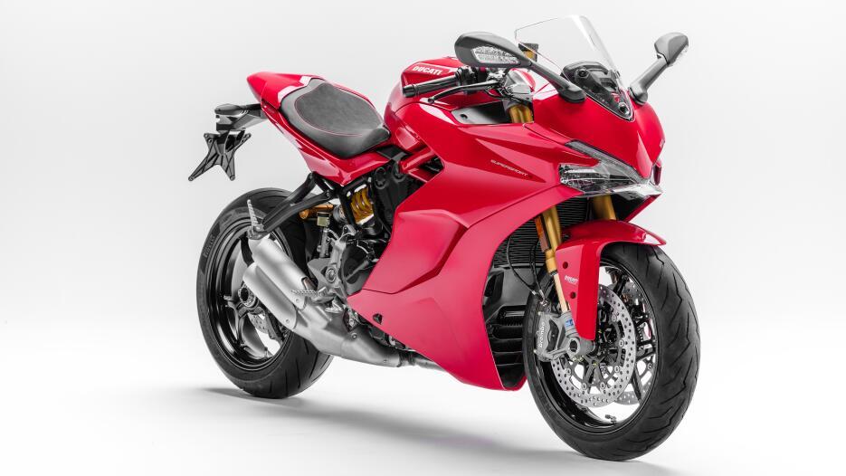 Ducati SuperSport: 113 caballos de fuerza en dos ruedas Ducati 1.jpg
