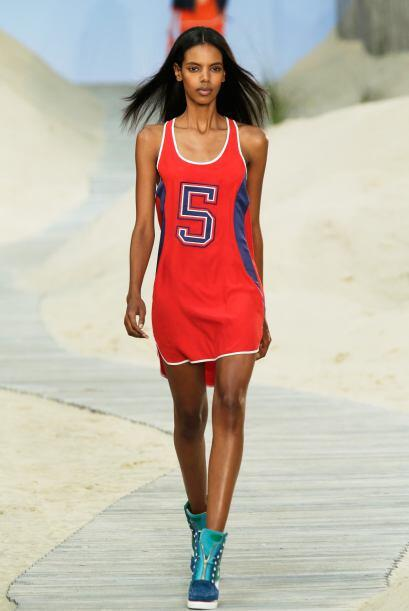 Tommy Hilfiger Fashion Week NY