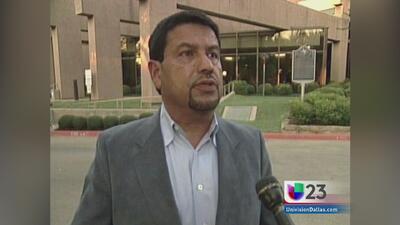 Luis De la Garza, resultó asaltabancos