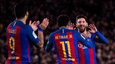 ¡Miedo! Los tríos ofensivos que dominan el fútbol de Europa