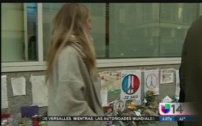 San Francisco se solidariza con Francia