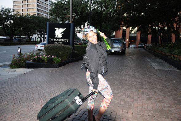 ¡Que Osmel se agarre lo que se tenga que agarrar! Las bellas en Houston...