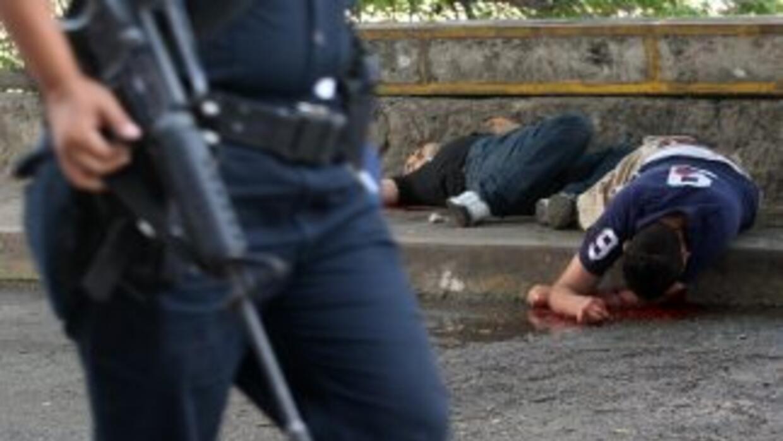 La semana pasada se hallaron 15 cadáveres en Acapulco y nadie hizo nada....