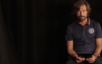 ¿Cómo le iría a Andrea Pirlo si fuera actor de Hollywood? Pirlo Is Not I...
