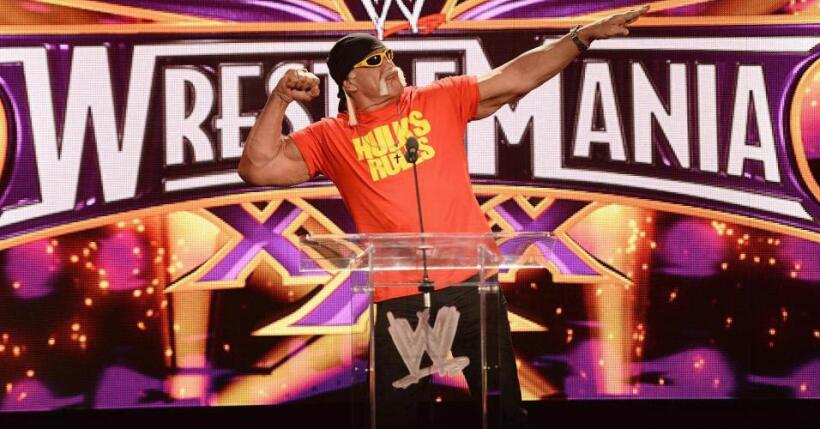 Hulk Hogan. El polémico ex luchador dijo  a fines de agosto que a...