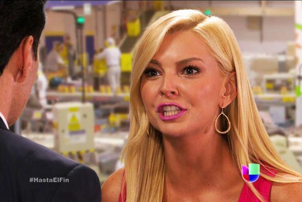 No te pongas así Sofía, Salvador es inocente de todo.