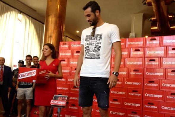 El acto tuvo lugar en la sede en la capital andaluza de la Fundación Cru...