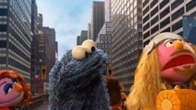 Sesame Street Avengers