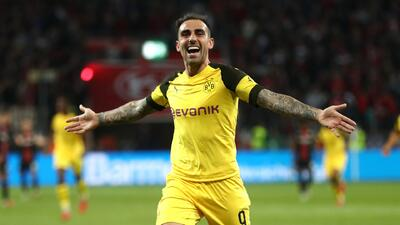 'Paco' Alcácer comentó que está más feliz en el Dortmund de lo que estaba en el Barcelona