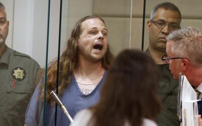 """""""Lo llaman terrorismo, yo lo llamo patriotismo,"""" dice el detenido por lo..."""