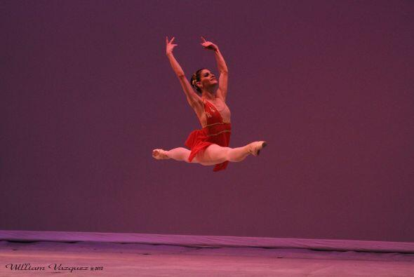 XVIII Festival Internacional de Ballet de Miami. Laura Valentin - Diana...