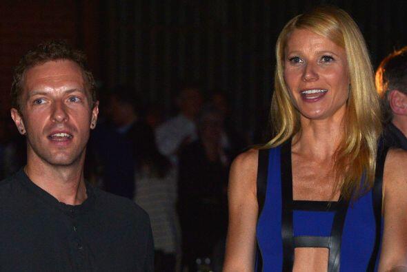 A pesar que la pareja anunció formalmente separarse, Gwyneth Palt...