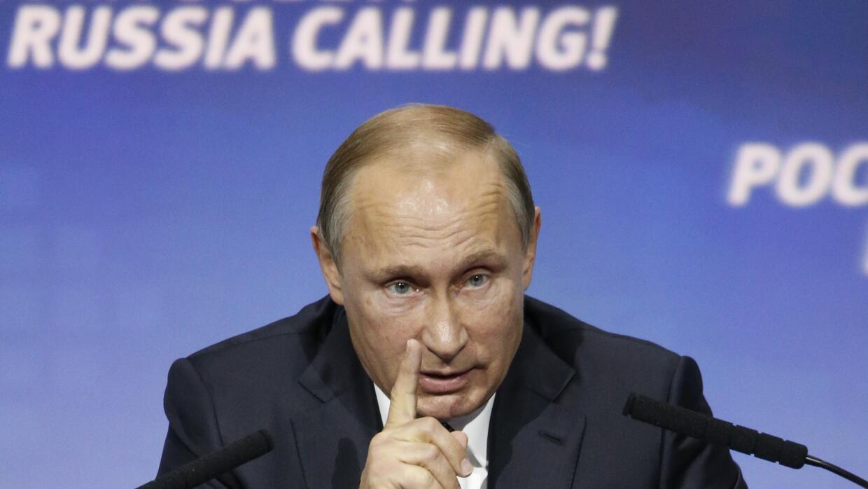 Washington acusa a Vladimir Putin de estar detrás de hackeos en EEUU