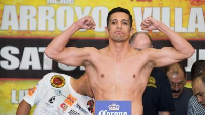 'Dorado' Reyes tranquilo y listo para Chávez Jr.