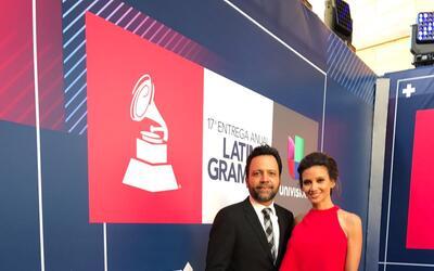 Después de haber entrevistado a artistas como Juanes y Laura Paus...