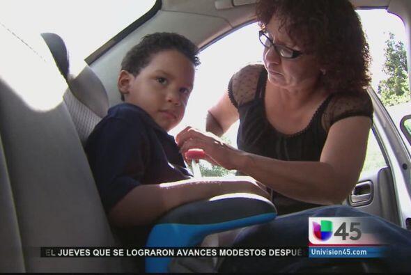 Una madre está indignada con la escuela de su hijo de 5 años luego de qu...