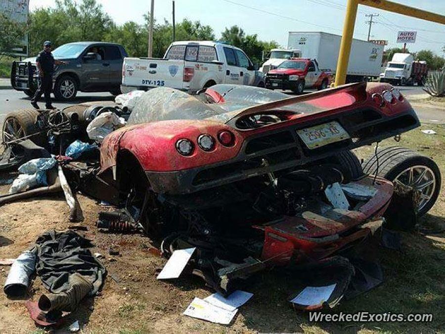 Así terminó el Ferrari 458 Spider que era de 'Lord Ferrari'  900-o21690-...