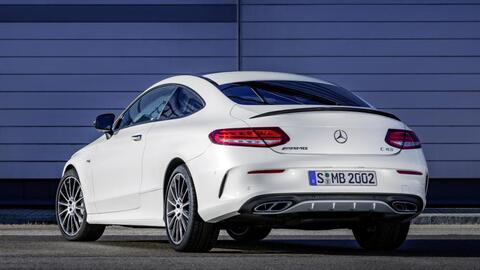 Mercedes-AMG C43 Coupe 2017